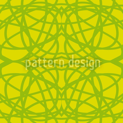 Linguine Seamless Vector Pattern