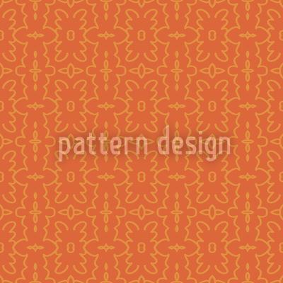Stephans Dekor Rapportiertes Design