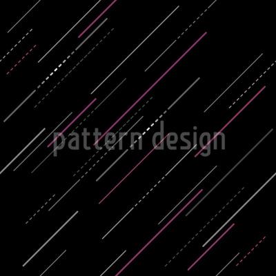 Nachts Regnet Es Vektor Design