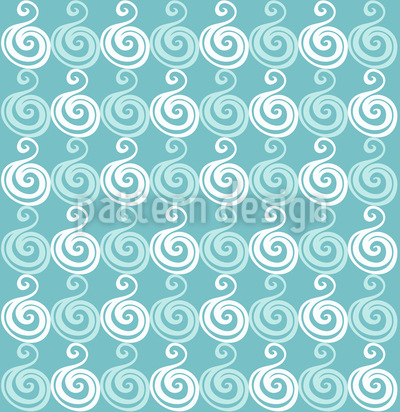 Aquatica Pattern Design