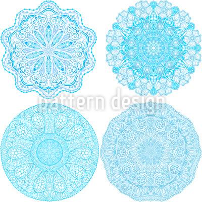 Jodhpur Kaleidoscope Pattern Design