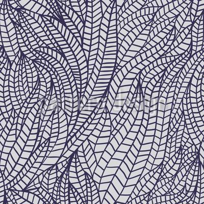 Tief Unten Im Hundertwasser Reich Rapportiertes Design