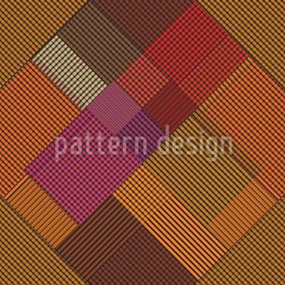 Various Squares Seamless Pattern