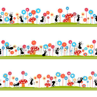 The Sweet Life Of The Ants Design Pattern