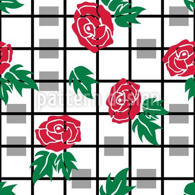 Rose Web Design Pattern