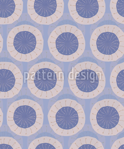 Girasoles Sobre Girasoles Pattern Design