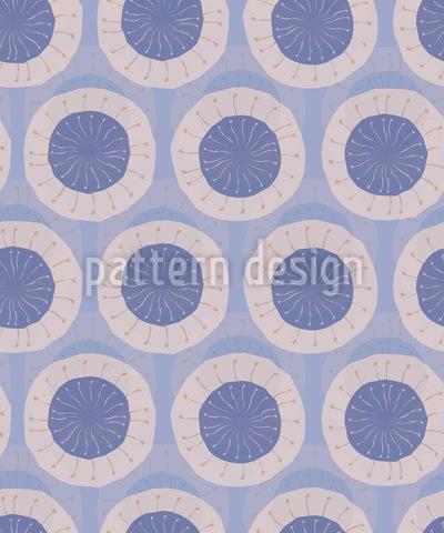 Girasoles Muster Design
