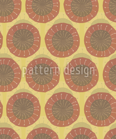 Girasoles Finales Pattern Design