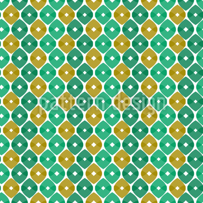Snakeskin In Spring Vector Design