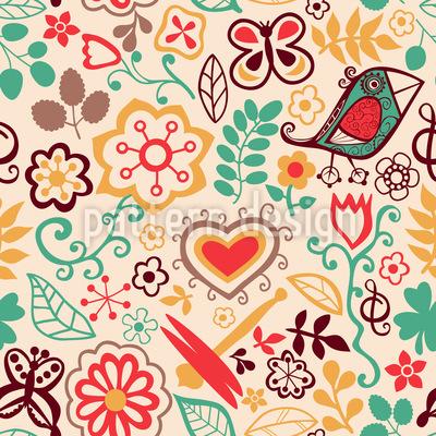 Piepsis Little Paradise Design Pattern