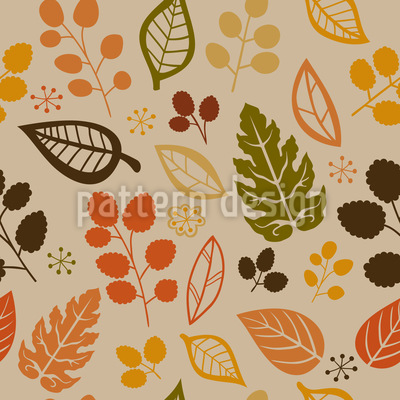 To Decide For Leaves Repeat Pattern