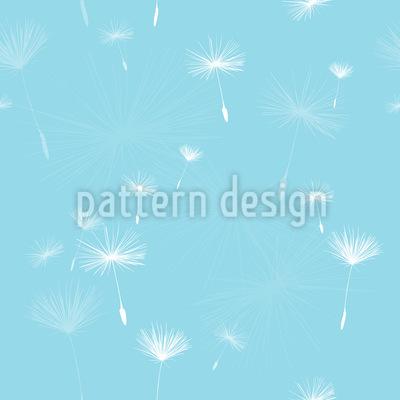 Heavenly Dandelions  Pattern Design