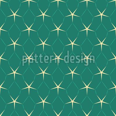 Star Lake Vector Ornament