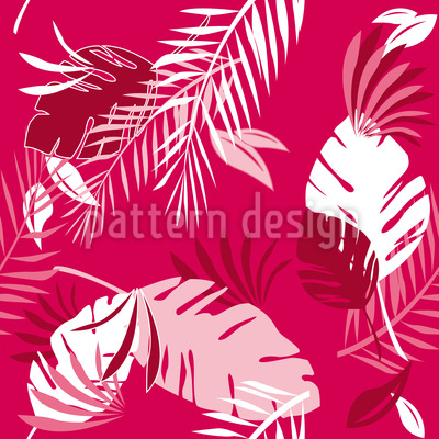 Honolulu Pink Vector Design