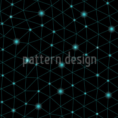 In The Kopernikus Network Seamless Pattern