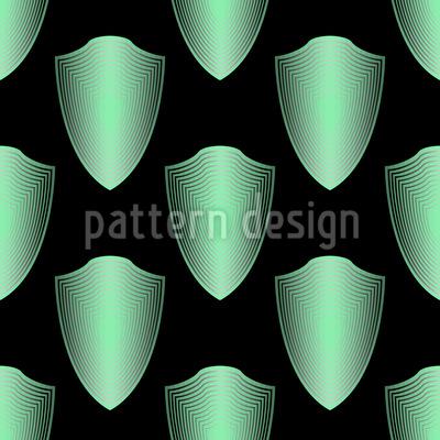 Schilder Nahtloses Vektor Muster