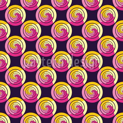 Marshmallow Circles Vector Design