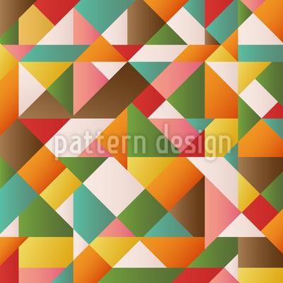 The Final Cut Seamless Pattern