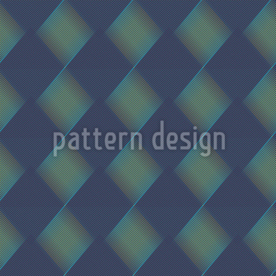 Basket Blues Repeat Pattern