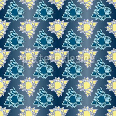 Triangel Sterne Vektor Design