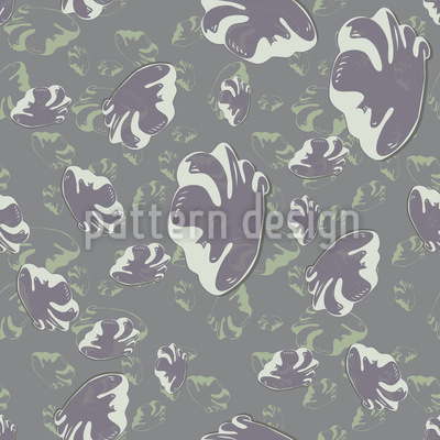 The Art Of Footprint Repeating Pattern