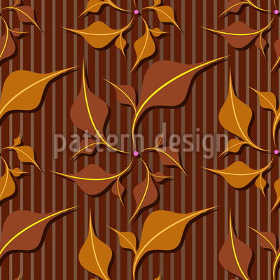 Foliage Elegance Design Pattern