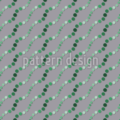 Deployment Of Dots Vector Pattern