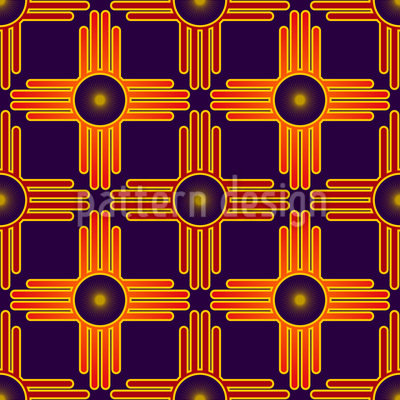 The Sun Of Mexico Design Pattern