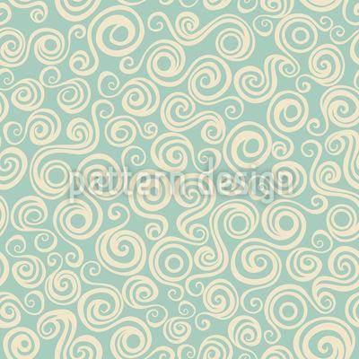 Wellen Chaos Rapportiertes Design