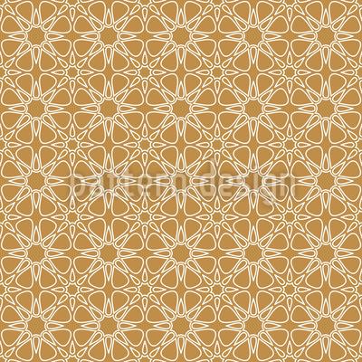 Florale Wüste Muster Design