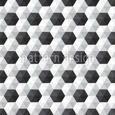 Hexagon Wabe Nahtloses Muster