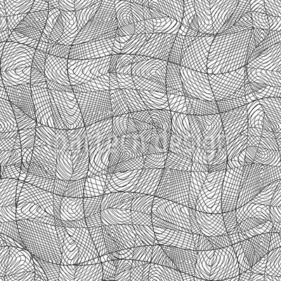 Linien Bewegen Vektor Muster