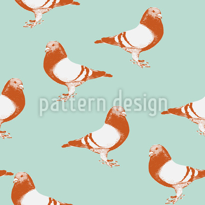 My Dove Repeating Pattern