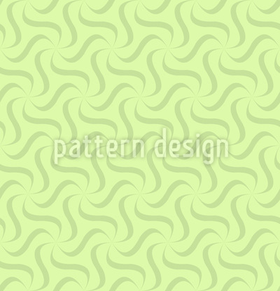Dancing Curves Pattern Design