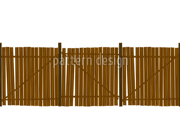 Picket Fence Vector Design