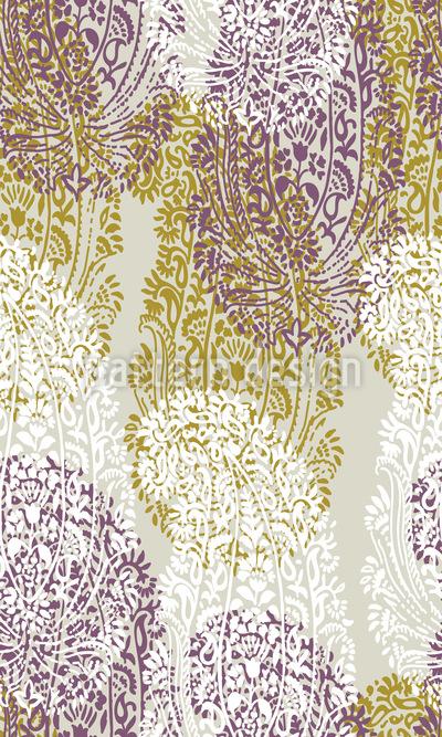 Paisley Park Pattern Design