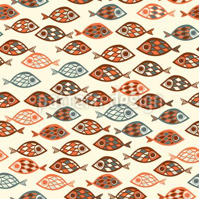 Swarms Of Fish Design Pattern