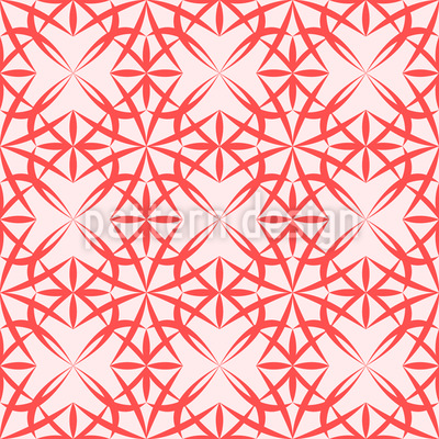 Gothic Florescence Pattern Design