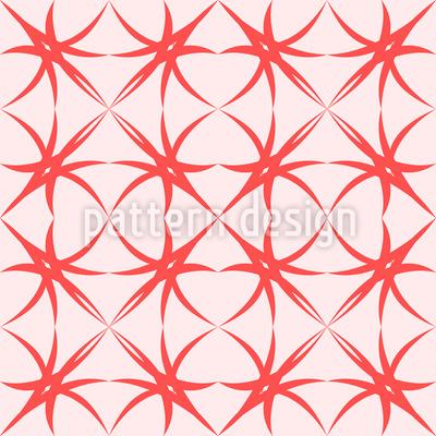 Gothic Cyclamen Pattern Design