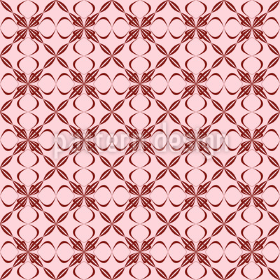 Gothic Memories Seamless Pattern