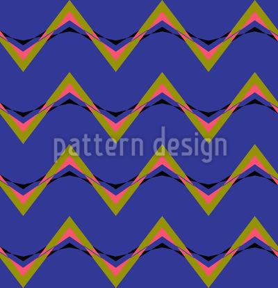 Pop Art Deco Designmuster