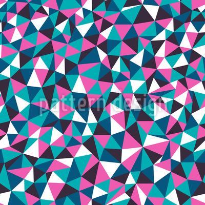 Geometrische Glas Melancholie Vektor Design