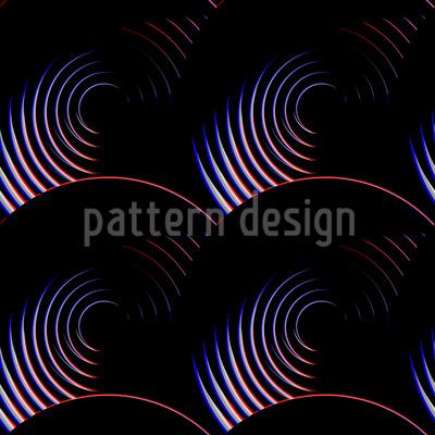 Die Französische LP Kollektion Rapportiertes Design
