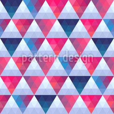Triangel Schliff Muster Design