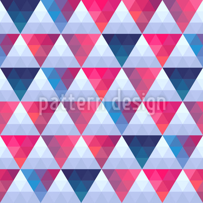 Triangle Cut  Pattern Design