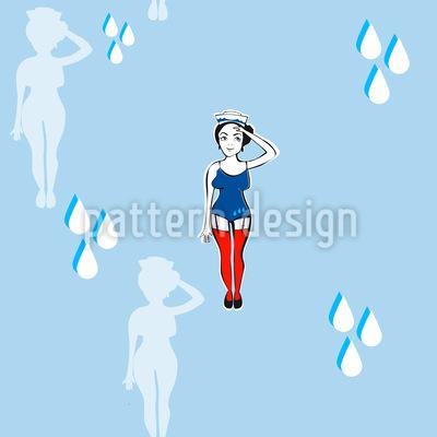 Ahoi Straps Matrosin Muster Design