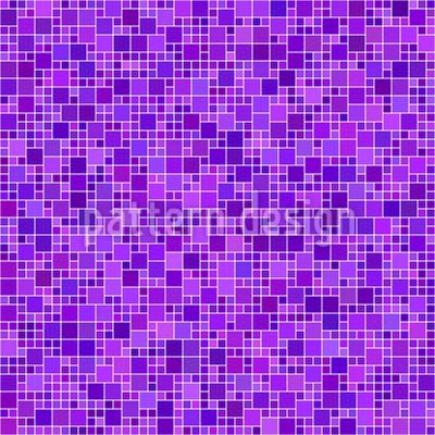 Pixel Mosaic Pattern Design