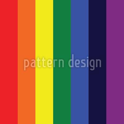 Healing Rainbow Pattern Design