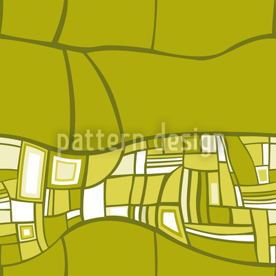 Stilismo Green Vector Pattern