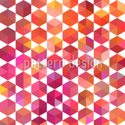 Hip Hexagon Design Pattern